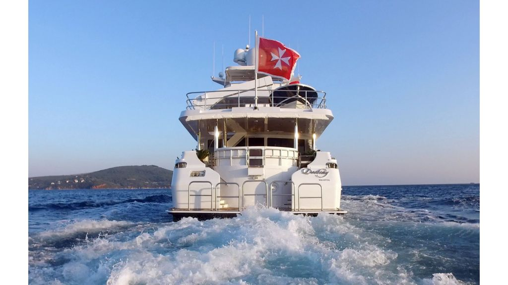 Destıny Luxury Motor Yacht (5)