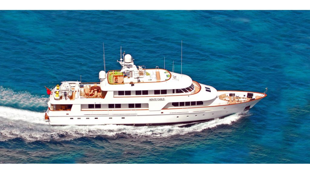 Monte Carlo Motor Yacht-master