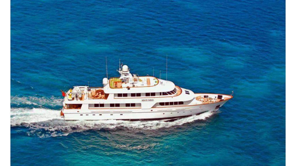 Monte Carlo Motor Yacht Profile