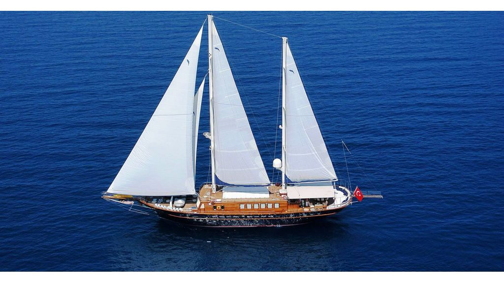 Sea Dream luxury Gulet (75)