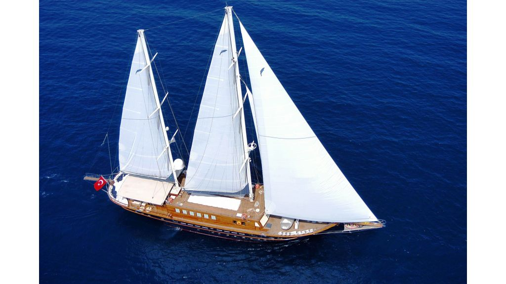 Sea Dream luxury Gulet (77)
