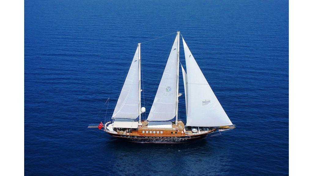 Sea Dream luxury Gulet Charter (1)