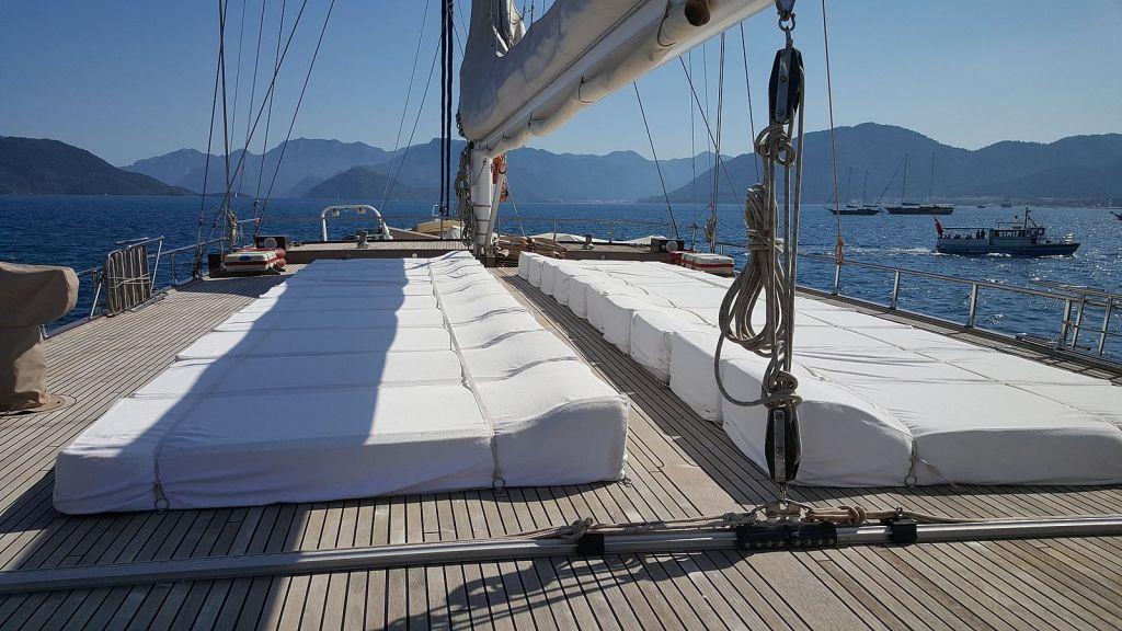 Sea Dream luxury Gulet Charter (11)