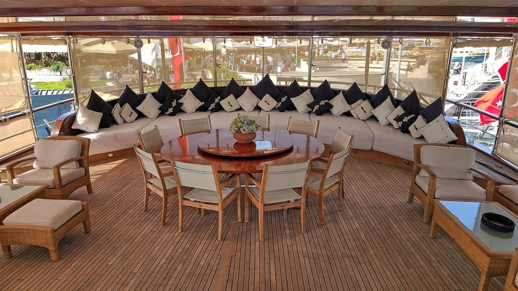 Sea Dream luxury Gulet Charter (12)