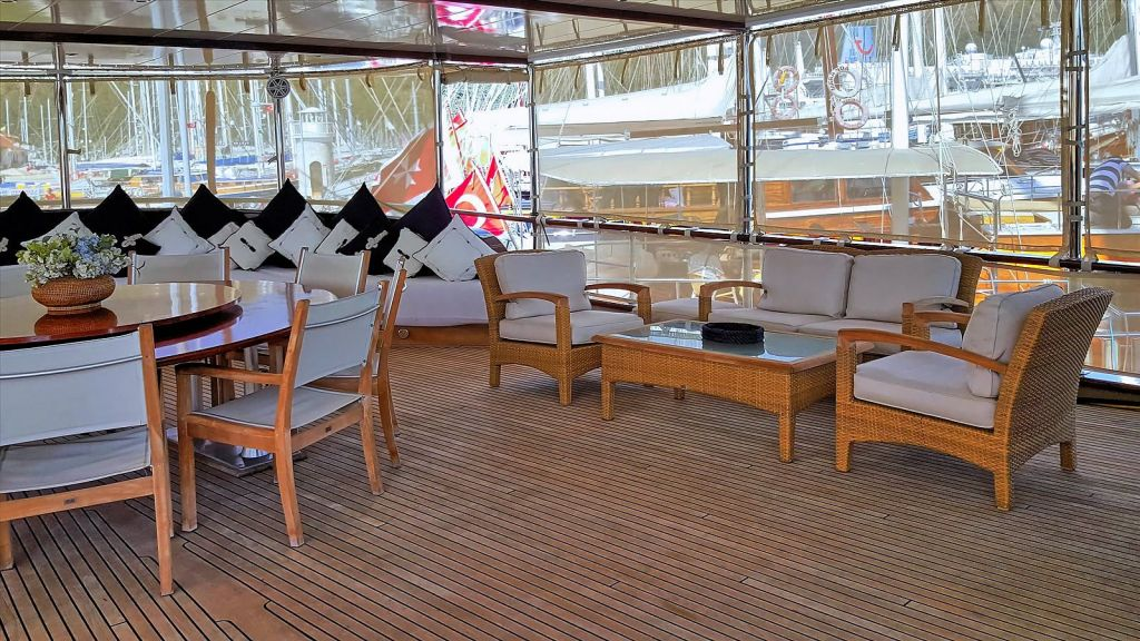 Sea Dream luxury Gulet Charter (14)