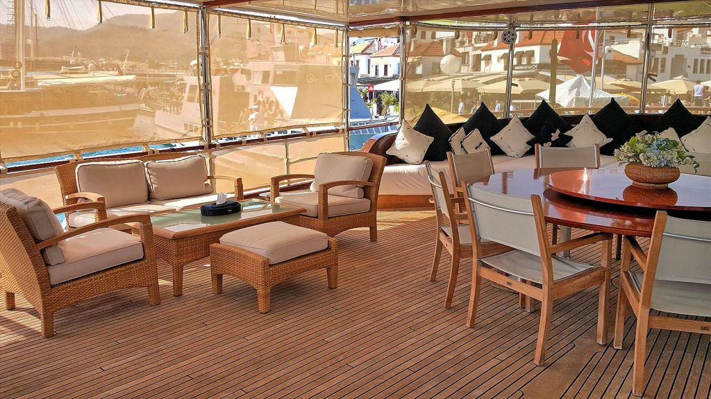 Sea Dream luxury Gulet Charter (15)