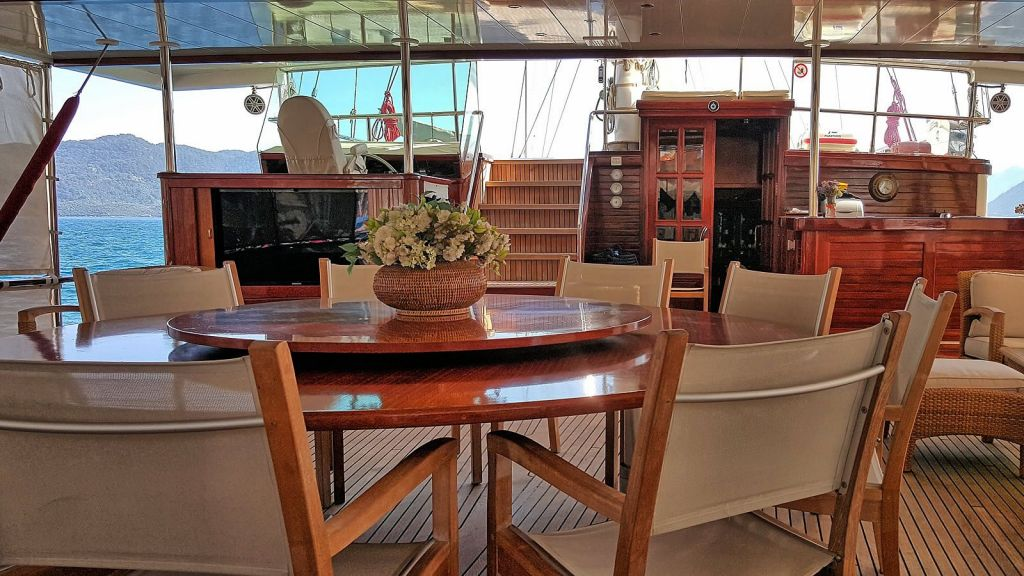 Sea Dream luxury Gulet Charter (16)