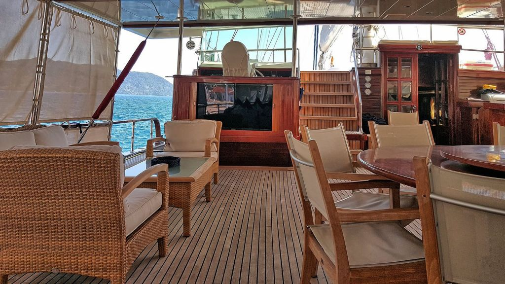 Sea Dream luxury Gulet Charter (17)