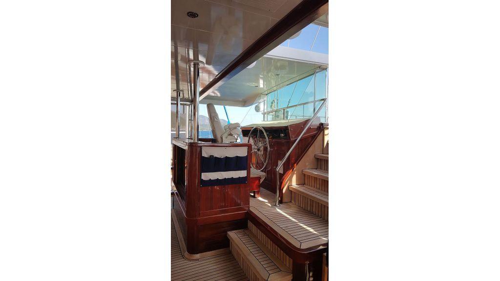 Sea Dream luxury Gulet Charter (18)