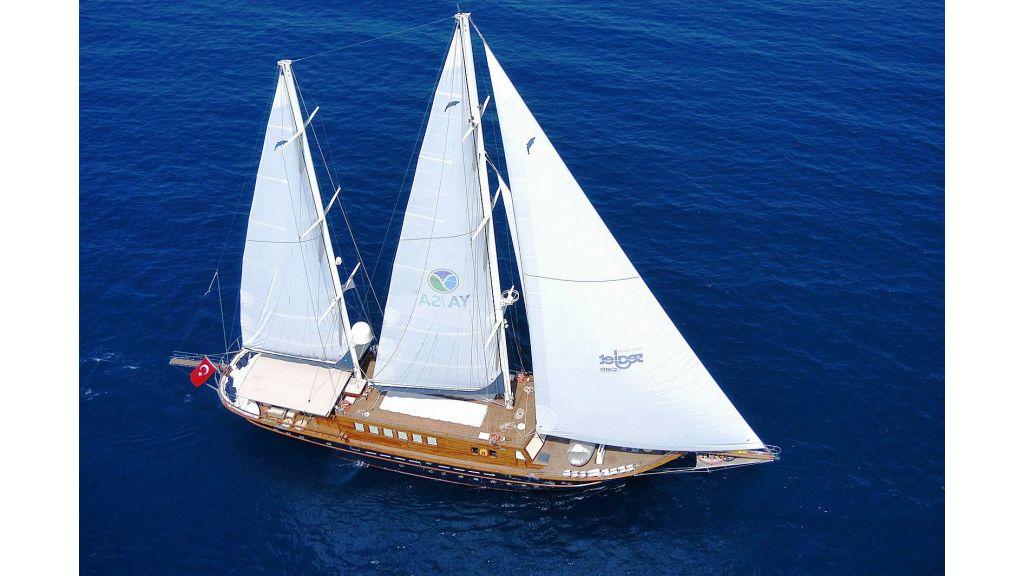 Sea Dream luxury Gulet Charter (2)