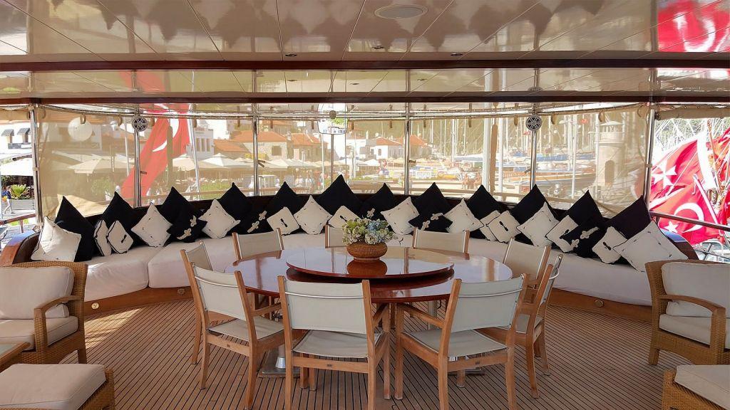 Sea Dream luxury Gulet Charter (20)