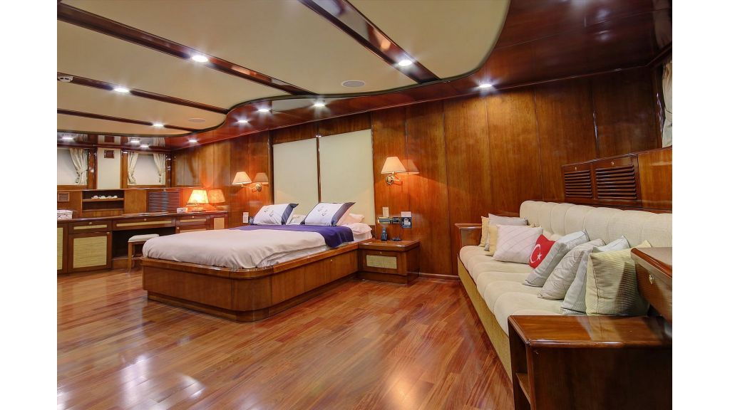 Sea Dream luxury Gulet Charter (21)
