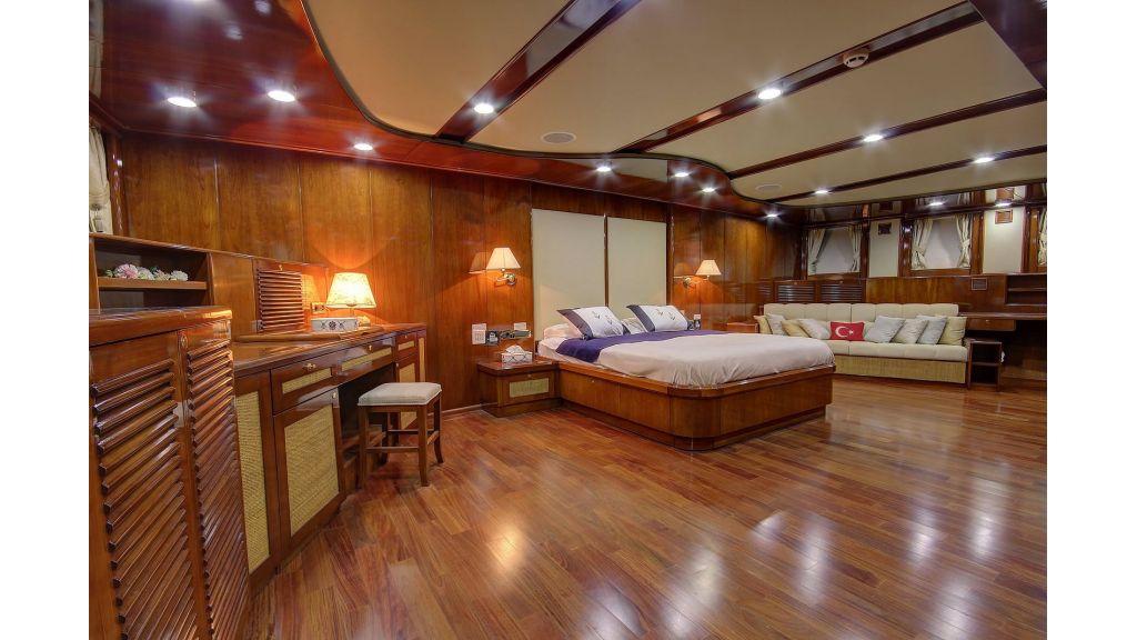 Sea Dream luxury Gulet Charter (22)