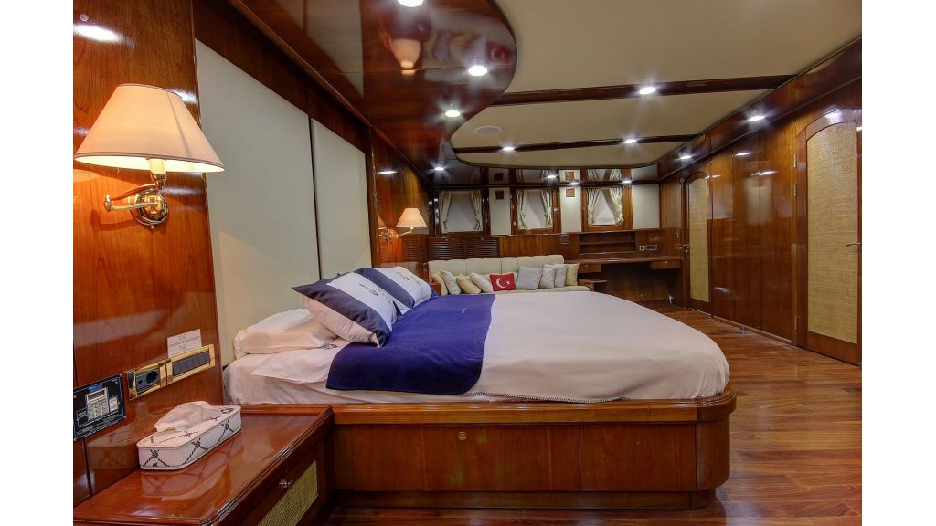 Sea Dream luxury Gulet Charter (23)