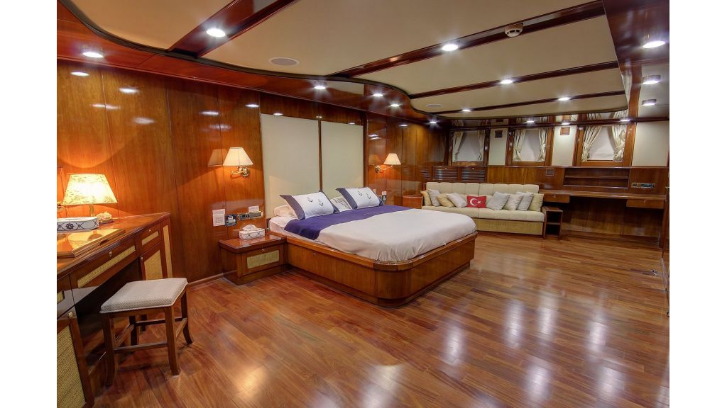 Sea Dream luxury Gulet Charter (24)