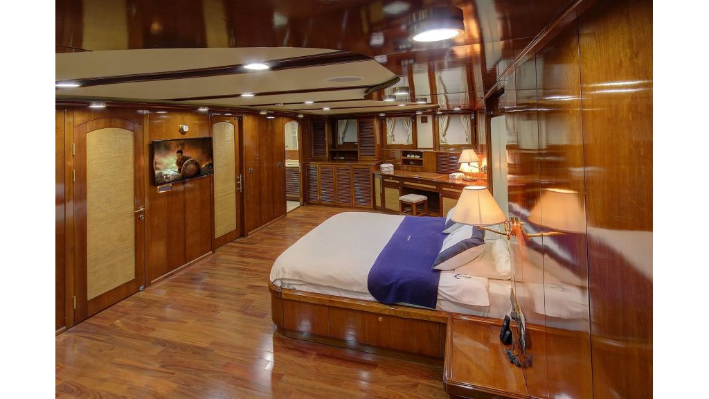Sea Dream luxury Gulet Charter (26)