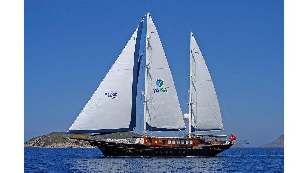 Sea Dream luxury Gulet Charter (3)