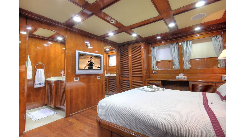 Sea Dream luxury Gulet Charter (31)