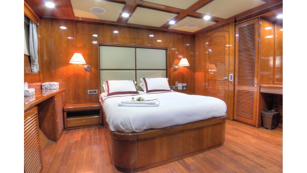 Sea Dream luxury Gulet Charter (32)