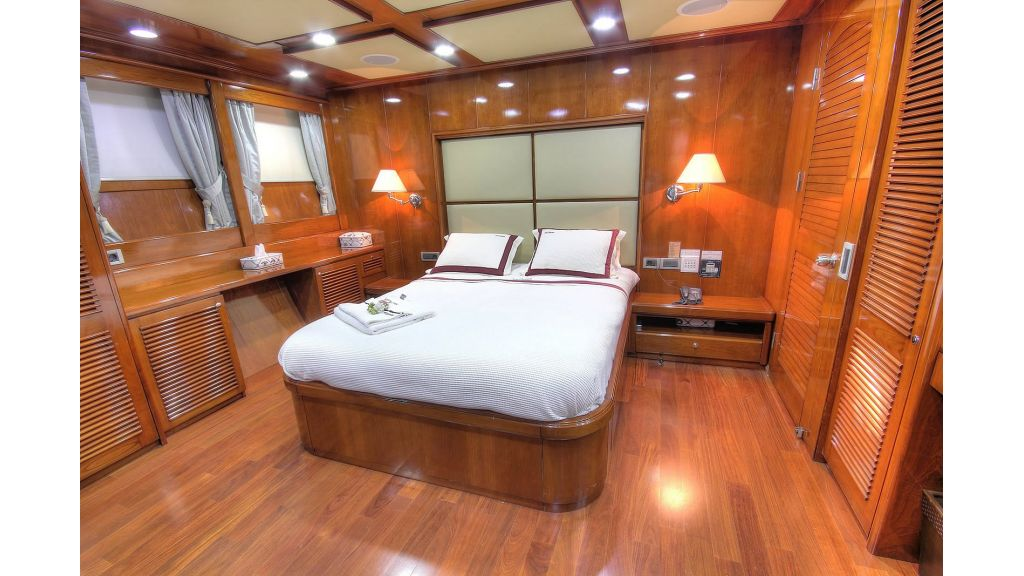 Sea Dream luxury Gulet Charter (33)