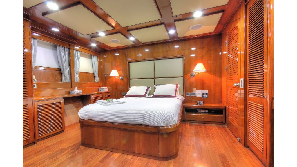 Sea Dream luxury Gulet Charter (34)