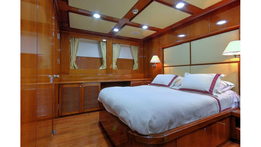Sea Dream luxury Gulet Charter (37)