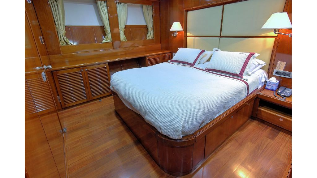 Sea Dream luxury Gulet Charter (38)
