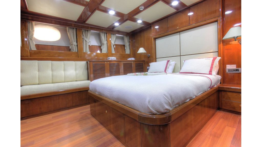 Sea Dream luxury Gulet Charter (42)