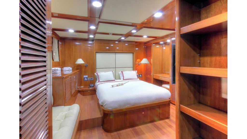 Sea Dream luxury Gulet Charter (44)