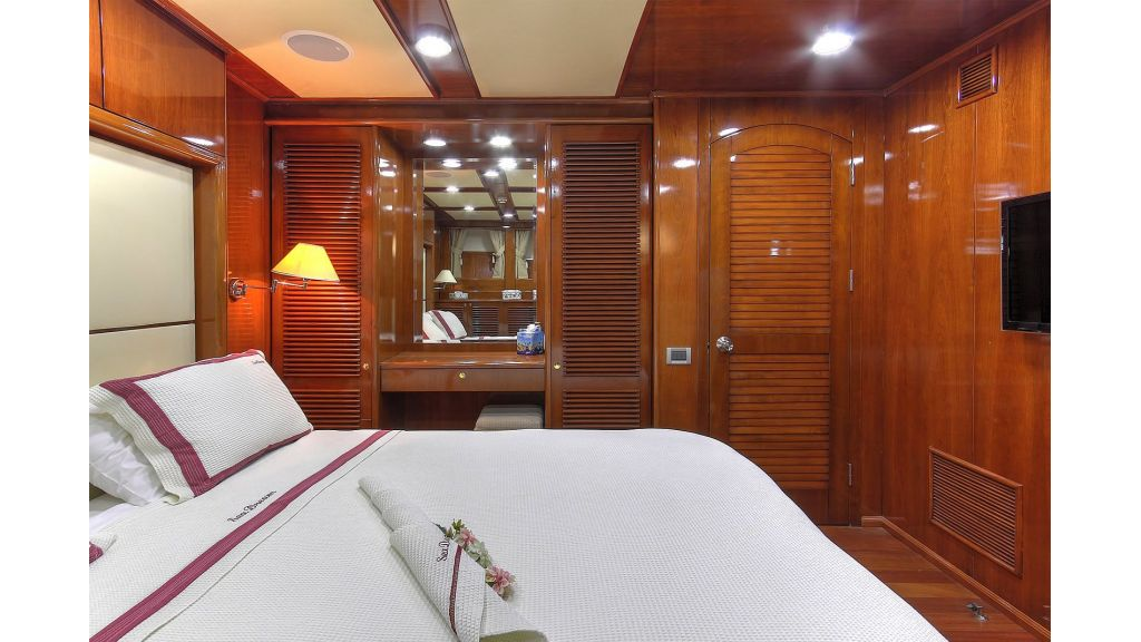 Sea Dream luxury Gulet Charter (45)