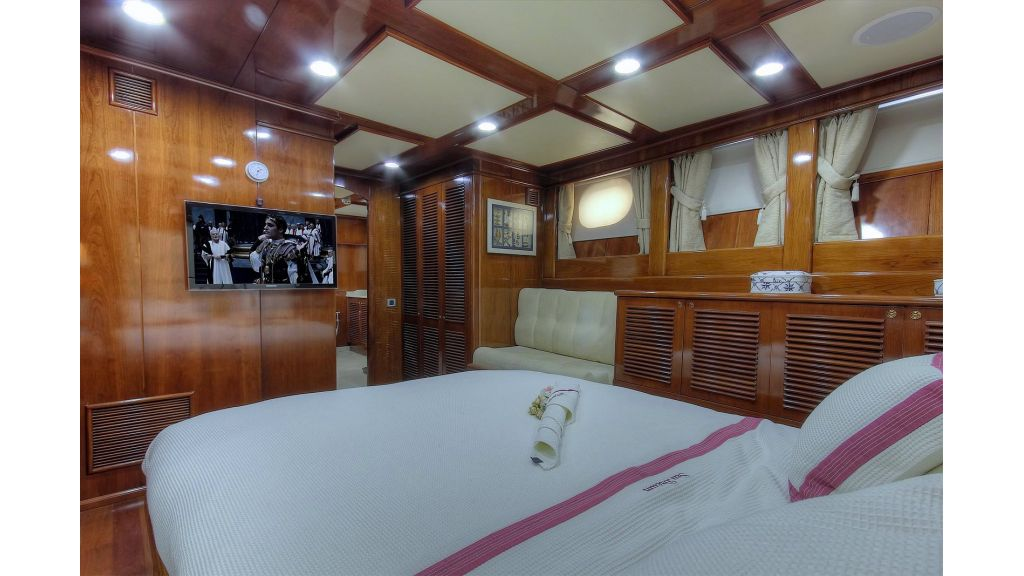 Sea Dream luxury Gulet Charter (47)