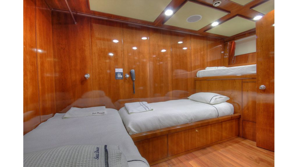 Sea Dream luxury Gulet Charter (50)