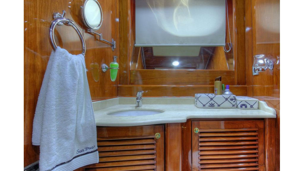 Sea Dream luxury Gulet Charter (52)