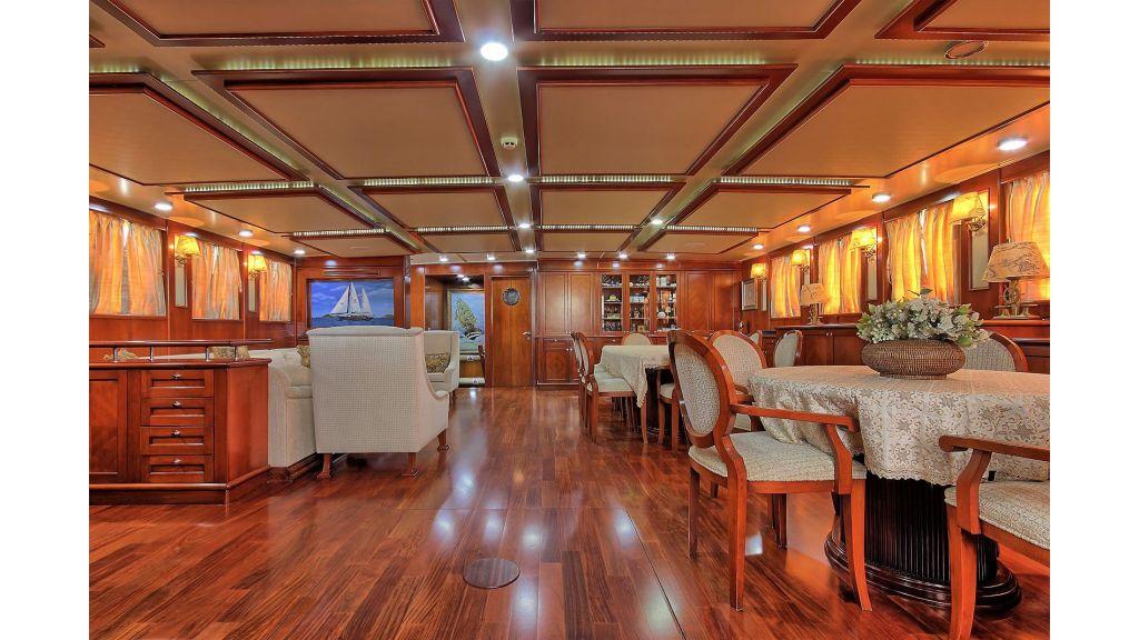 Sea Dream luxury Gulet Charter (53)