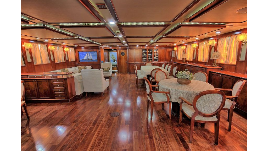 Sea Dream luxury Gulet Charter (54)