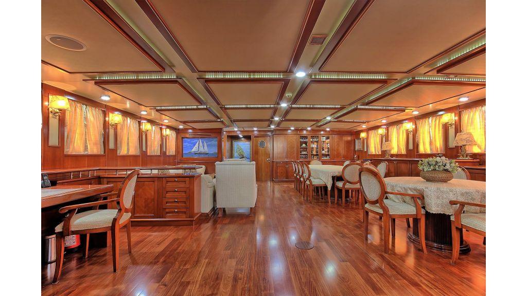 Sea Dream luxury Gulet Charter (55)