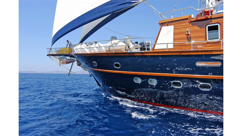 Sea Dream luxury Gulet Charter (6)