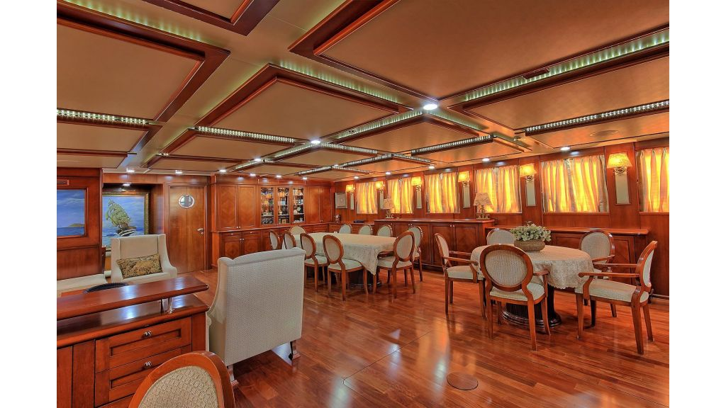 Sea Dream luxury Gulet Charter (60)