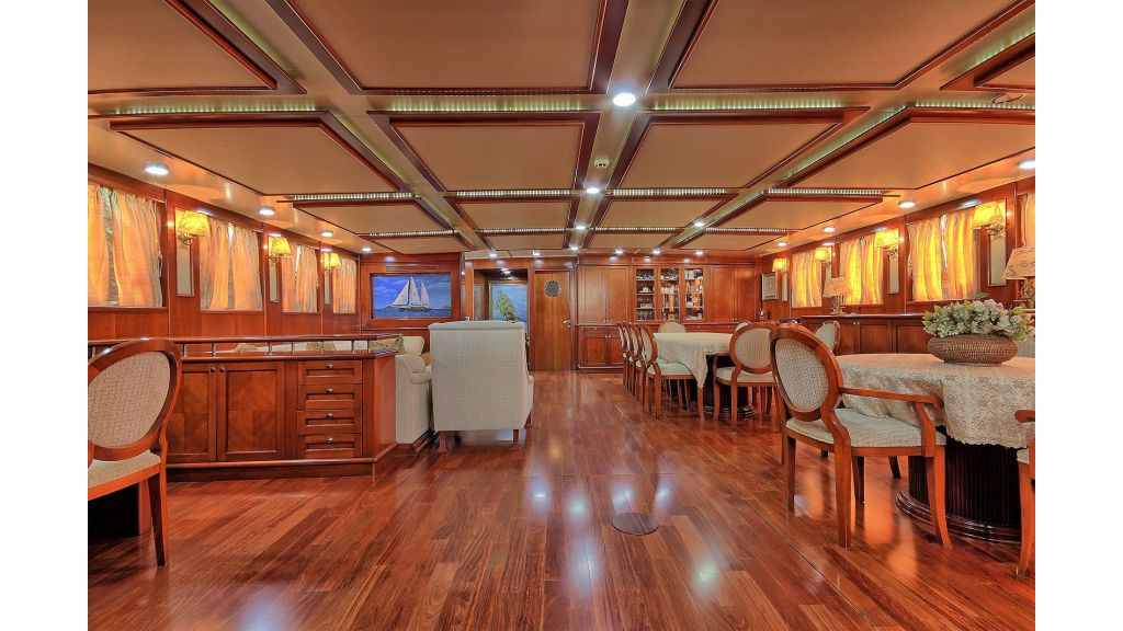 Sea Dream luxury Gulet Charter (61)