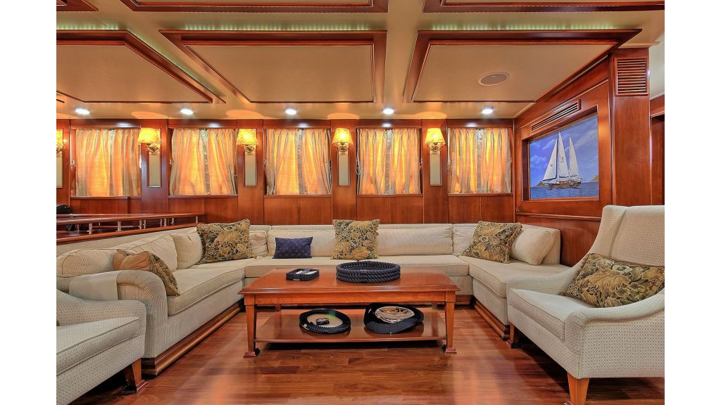 Sea Dream luxury Gulet Charter (62)