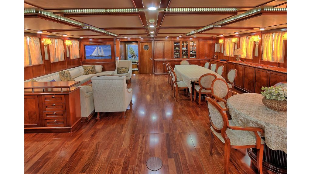 Sea Dream luxury Gulet Charter (63)