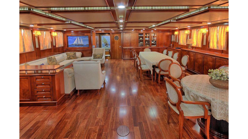 Sea Dream luxury Gulet Charter (63)
