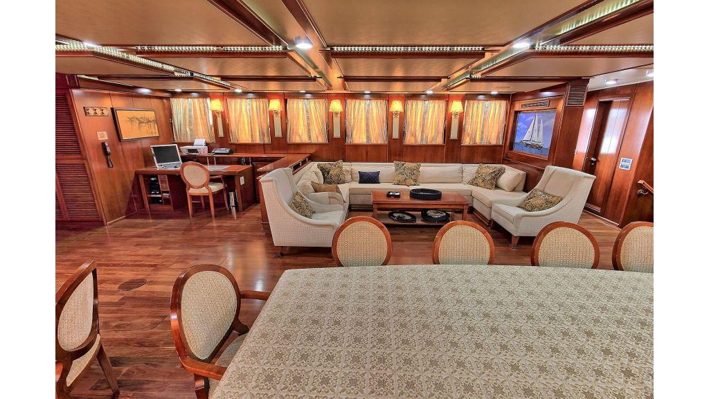 Sea Dream luxury Gulet Charter (64)