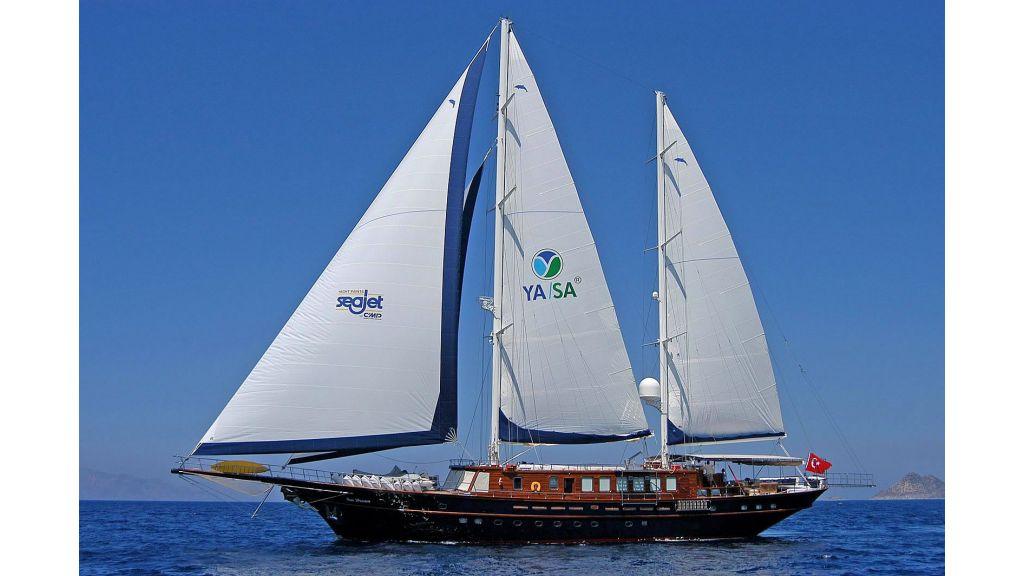 Sea Dream luxury Gulet Charter (7)