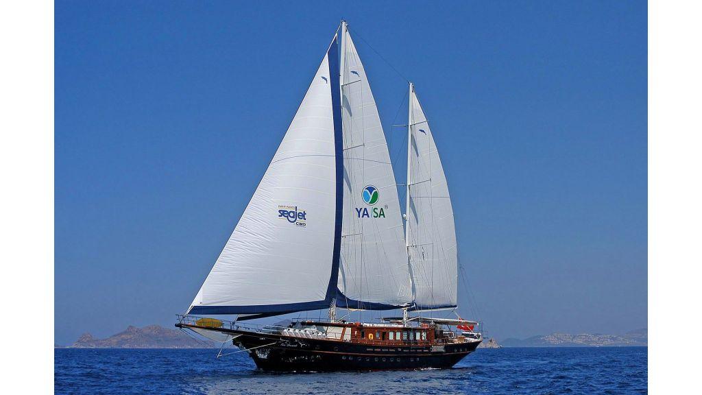 Sea Dream luxury Gulet Charter (8)