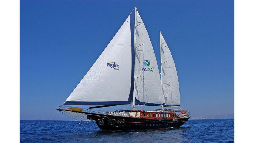 Sea Dream luxury Gulet Charter (9)