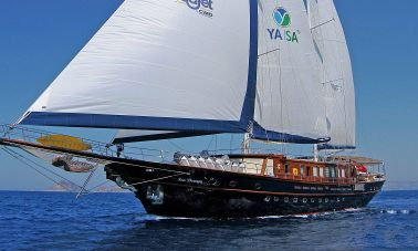 Sea Dream luxury Gulet Charter master