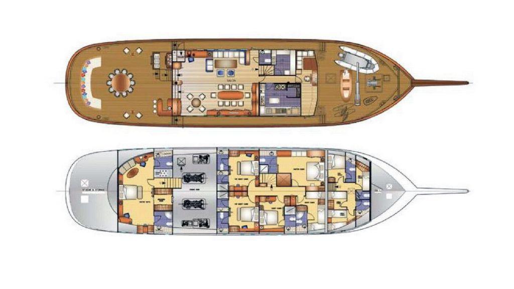 Sea Dream Luxury Motor Sailor (16)