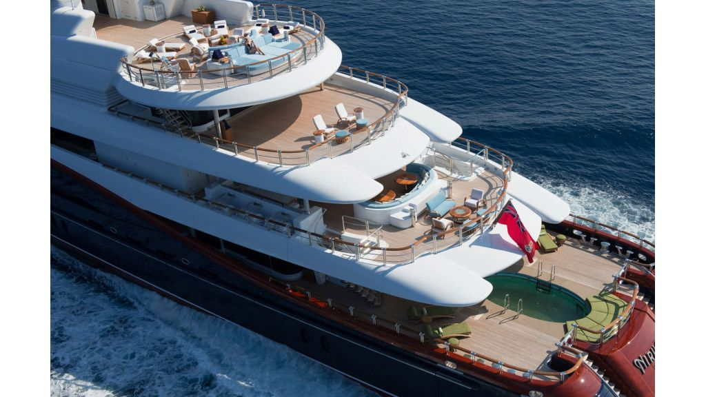 NIRVANA SUPER YACHT FOR SALE