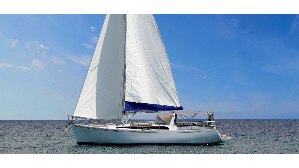 Famaza sailing yacht master